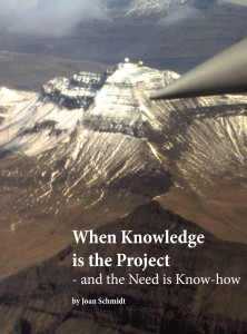 When knowledge PRINT cover ISBN fors